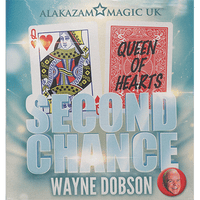 Second Chance (DVD and Gimmick) by Wayne Dobson and Alakazam Magic - DVD - Got Magic?