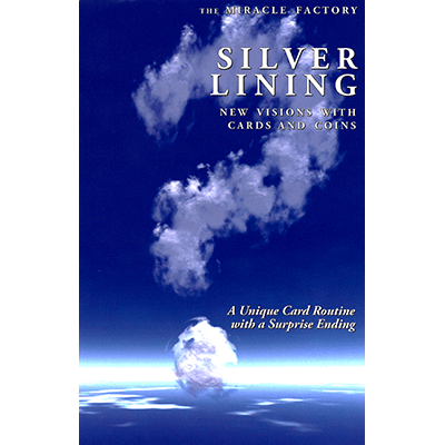 Silver Lining by The Miracle Factory - DVD - Got Magic?