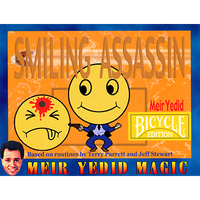 Smiling Assassin (Bicycle Edition) by Meir Yedid - Trick - Got Magic?