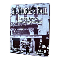 St. George's Hall by Mike Caveney - Book - Got Magic?