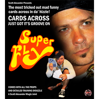 Super Fly (All Gimmicks and DVD) by Scott Alexander - Trick - Got Magic?