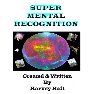 Super Mental Recognition by Harvey Raft - Trick - Got Magic?