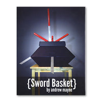 Sword Basket by Andrew Mayne - Book - Got Magic?