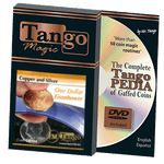 Eisenhower Copper and Silver (Heads) (D0144) by Tango - Tricks - Got Magic?