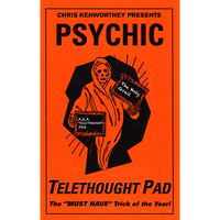 Telethought Pad by Chris Kenworthey (Small) - Trick - Got Magic?
