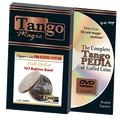 Flipper Coin Pro Elastic System (Half Dollar DVD w/Gimmick)(D0089) by Tango - Trick