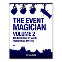 The Event Magician (Volume 2) by JC Sum - Book - Got Magic?