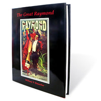 The Great Raymond by William V. Rauscher - Book - Got Magic?