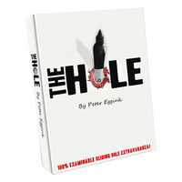 The Hole (with DVD) by Peter Eggink - Trick - Got Magic?