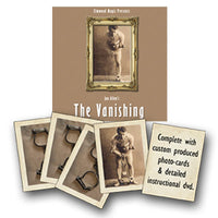 The Vanishing (Gimmick and DVD)by Jon Allen - Trick - Got Magic?