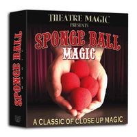Sponge Ball Magic (DVD and Gimmick) by Theatre Magic - Trick - Got Magic?