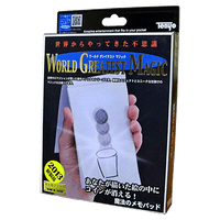 Magic Memo Pad by Tenyo Magic (2013) - Trick - Got Magic?