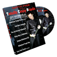 Totally Crazy Bands (PAL only) by Rasmus - DVD - Got Magic?