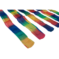 Thumb Tip Streamer 12 PACK (1 inch  x 68 inch) by Magic by Gosh - Tricks - Got Magic?