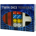 Twin Dice Towers by Joker Magic - Trick - Got Magic?