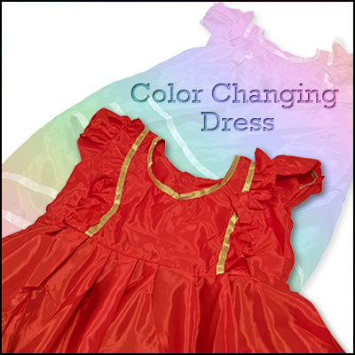Color Changing Dress by Uday - Trick - Got Magic?