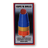 Cups & Balls - Plastic by Uday - Trick - Got Magic?