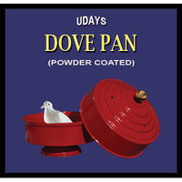 Dove Pan Powder Coated by Uday - Trick - Got Magic?