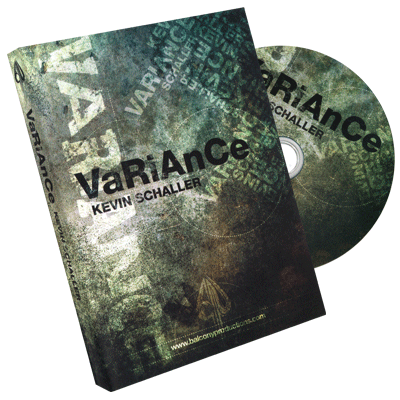 Variance by Kevin Schaller and Balcony Productions - DVD - Got Magic?