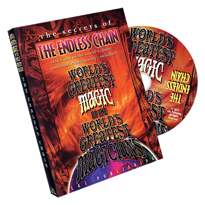 The Endless Chain (World's Greatest) - DVD - Got Magic?
