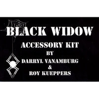 Black Widow Accessory Kit by Roy Kueppers - Trick - Got Magic?