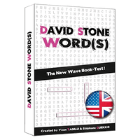 David Stone's Words (English Version) by So Magic - Trick - Got Magic?