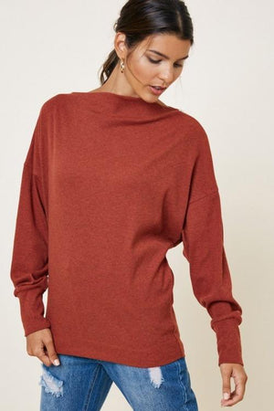 Sexy Little Thing Zipper Sweater | Sienna - discounted-upsells-test-7