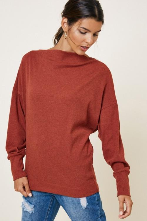 PRE-ORDER! Sexy Little Thing Zipper Sweater | Sienna - discounted-upsells-test-7