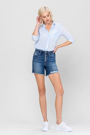 Sassy Everyday Shorts | Vervet by Flying Monkey - Katina's