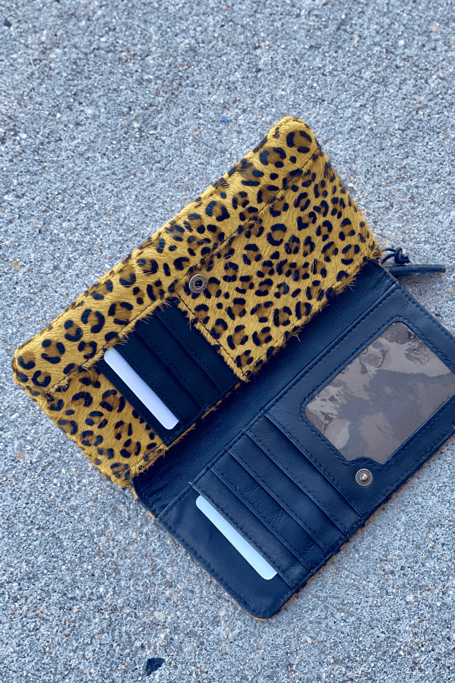 Spotted Love Wallet  | Myra Handbags - Katina's