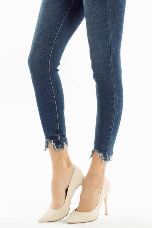 Willow May Ankle Skinny | Kancan - discounted-upsells-test-7