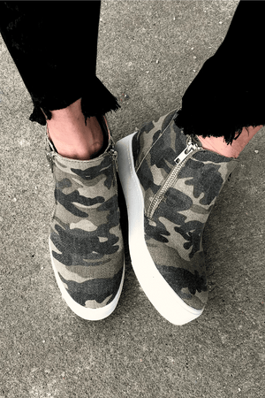 Incognito Sneaker Wedge | Camo - discounted-upsells-test-7