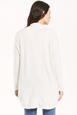 Kaye Feather Cardigan-Bone | Z Supply - discounted-upsells-test-7