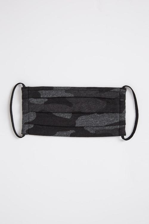 Face Mask-Charcoal Camo | Z Supply - Katina's