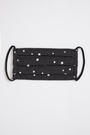 Face Mask-Charcoal Stars | Z Supply - Katina's