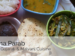 Bhindi Masala with chapati, Dal, Rice, Papad, Salad & Chocolate Muffins -  - Homely - By Asha Parab