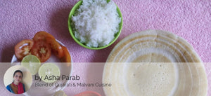 Malvani Chicken, Rice, with Amboli (3nos) and salad -  - Homely - By Asha Parab - 2