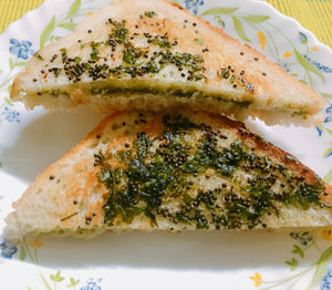 Curd Tadka Sandwich