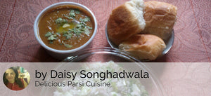 Pav Bhaji with Pav(3), Salad and Surprise Sweet -  - Homely - By Daisy Songhadwala