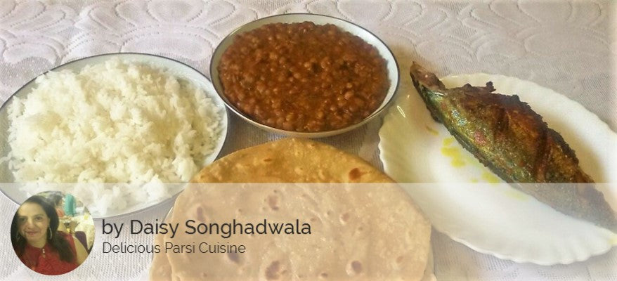 Bangda (Mackeral) Fish Fry with Chapati, Rice, Massor and Surprise Sweet -  - Homely - By Daisy Songhadwala