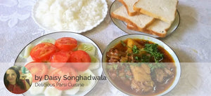 Mutton Masala, Rice, Slice Bread(4) and Surprise Sweet -  - Homely - By Daisy Songhadwala