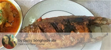 Chicken Gravy with Rice, Chapatis(4) and Salad - Optional - Mackeral (Bangda) Fry -  - Homely - By Daisy Songhadwala - 2
