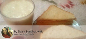Chicken Ham & Cheese Sandwich (2 nos), Ketchup, Banana Milk Shake -  - Homely - By Daisy Songhadwala - 2