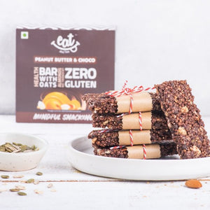 Eats Anytime Peanut Butter & Choco Bars -228g - By The Gift Tree