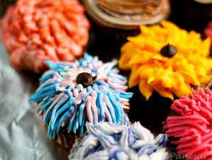 Muffins & Donuts by Meghana Desai - Mix flavoured donuts (small) 3 pcs - Homely - By Meghana Desai - 3