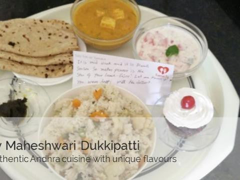 Dinner Weekly Bundle - By Maheswari Dukkipati