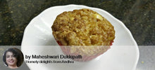 Potato Masala, Plain Paratha with Pear pecan Muffins -  - Homely - By Maheswari Dukkipati - 2
