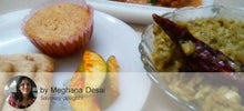 Malai kofta with Chapattis and Palak Khichdi with Fresh Raw Mango Pickle and Banana Cake. -  - Homely - By Meghana Desai - 3