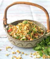 Homely Greens: Methi Sprouts Salad
