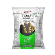 Mr Makhana Roasted Pudina Party 25g (pack of 10) - By The Gift Tree
